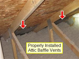 Attic And Roof Structure Inspection Your Home