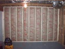 Fiberglass Wall Insulation