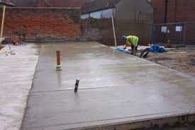 Concrete Slab Foundation