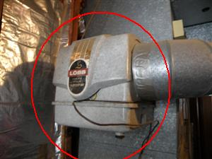 humidifier drum unit