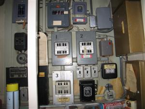 electric main panel