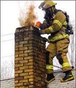 Dirty Chimney, fire hazard