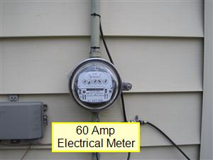 60 amp service wire wire center main electrical inspection your home inspection checklist rh yourhomeinspectionchecklist com wire size 60 amp service panel greentooth Choice Image
