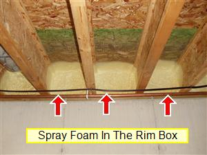 Ways to make your home more energy efficient your home for Basement insulation wrap