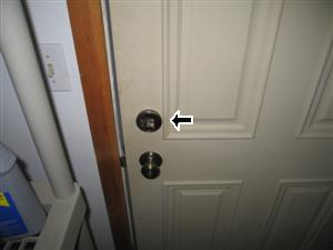 Door Lock broken