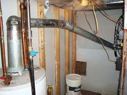 Hot Water Heater Flu