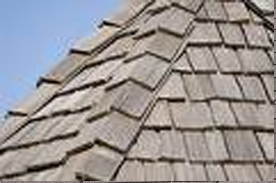 Wood Shake Shingle