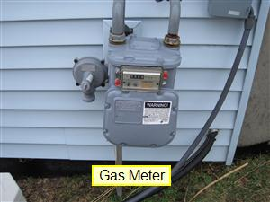 gas meter 2