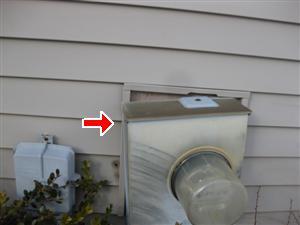 exterior meter box