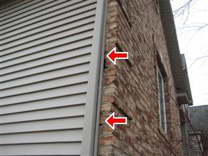 exterior brick
