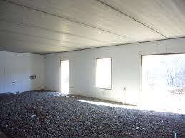 Pre-cast Concrete Garage Floor