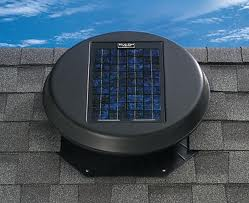 thermatically controlled roof vent
